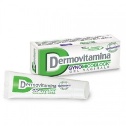 DERMOVITAMINA GYNOMICOBLOCK 1 PEZZO + 6 APPLICATORI MONOUSO