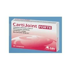 CARTI JOINT FORTE 20 COMPRESSE 1415 MG