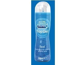 LUBRIFICANTE DUREX TOP GEL FEEL 50 ML