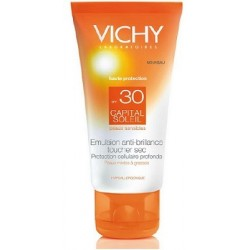 VICHY CAPITAL SOLEIL CREMA VISO DRY TOUCH SPF 30 50 ML