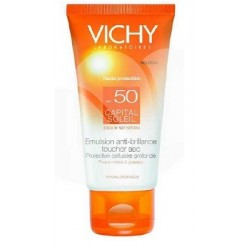 VICHY CAPITAL SOLEIL DRY TOUCH EMULSIONE NEUTRA SPF 50 50 ML