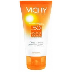 VICHY CAPITAL SOLEIL CREME VISAGE SPF 50+ TUBETTO 50 ML