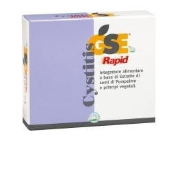 GSE CYSTITIS RAPID 30 COMPRESSE