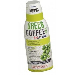 GREEN COFFEE 400 HOT&COLD DIETALINEA 500 ML