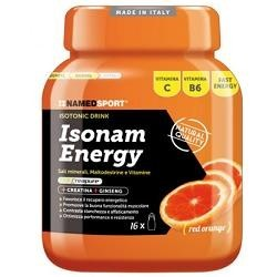 NAMED SPORT ISONAM ENERGY ORANGE POLVERE 480 G