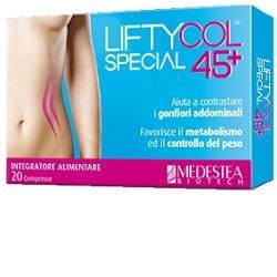LIFTYCOL SPECIAL 45+ 20 COMPRESSE