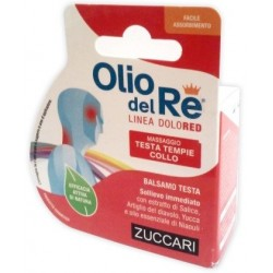 OLIO DEL RE DOLORED BALSAMO TESTA