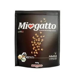 MIOGATTO ADULT 0,3 VITELLO/ORZO 400 G