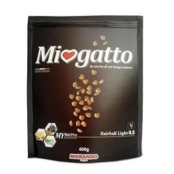 MIOGATTO HAIRBALL LIGHT 0,5 400 G