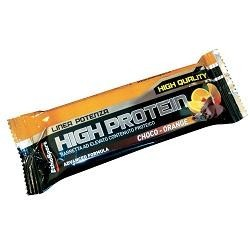 POTENZA HIGH PROTEIN CHOCO/ORANGE BARRETTA