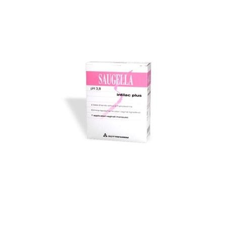 SAUGELLA INTILAC PLUS GEL VAGINALE 5 ML