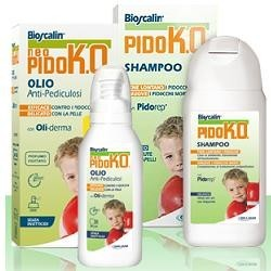 PIDOK O KIT OLIO ANTIPEDICULOSI + SHAMPOO