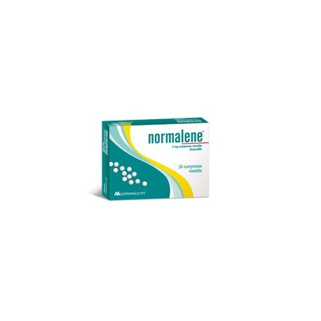 NORMALENE 5 MG COMPRESSE RIVESTITE