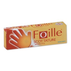 FOILLE SCOTTATURE CREMA