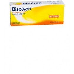 BISOLVON 8 MG COMPRESSE