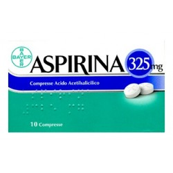 ASPIRINA 325 MG COMPRESSE