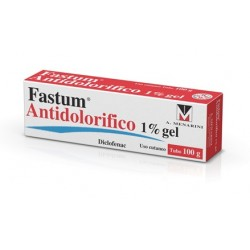 FASTUM ANTIDOLORIFICO 10 MG/G GEL