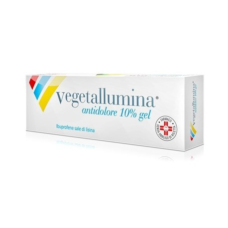 VEGETALLUMINA ANTIDOLORE 1'% GEL