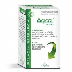 AGICOL 30 SOFTGEL