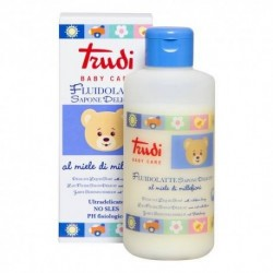 TRUDI BABY CARE FLUIDO LATTE MULTILINGUA/LENITIVO 250 ML