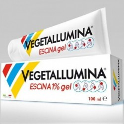 VEGETALLUMINA ESCINA 1% 100 ML