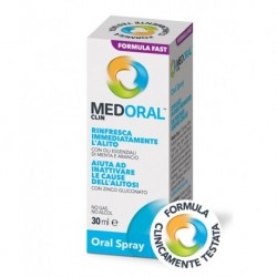 MEDORAL CLIN SPRAY 30 ML