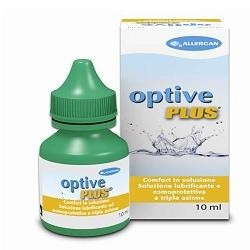 OPTIVE PLUS SOLUZIONE OFTALMICA 10ML
