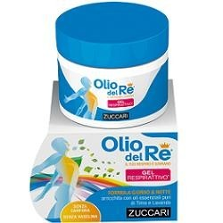 OLIO DEL RE GEL RESPIRATTIVO 50 ML