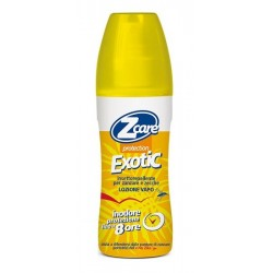 Z CARE PROTECTION EXOTIC VAPO LOZIONE NO GAS 100 ML