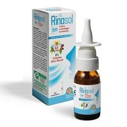 SPRAY NASALE RINOSOL 2ACT 15 ML