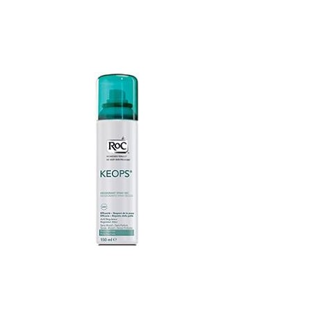 ROC KEOPS DEODORANTE SPRAY SECCO 150 ML