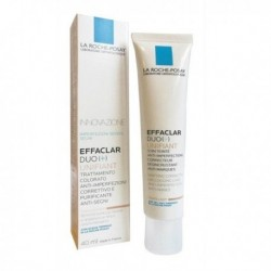 EFFACLAR DUO + UNIF LIGHT 40 ML