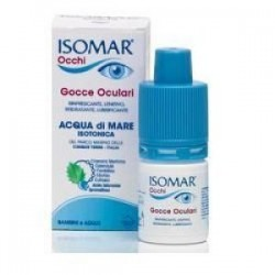 ISOMAR OCCHI COLLIRIO MULTIDOSE ML. 10