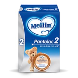 MELLIN PANTOLAC 2 LATTE IN POLVERE G. 600