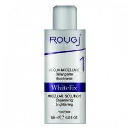 ROUGJ WHITEFIX ACQUA MICELLARE FLACONE 125 ML