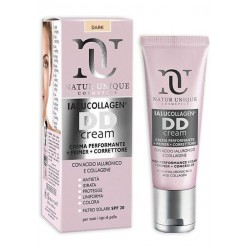 NATUR UNIQUE DD CREAM DARK 40 ML + CORRETTORE 2 ML