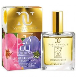 NATUR UNIQUE 28 OLI DI BELLEZZA OLIO 100 ML