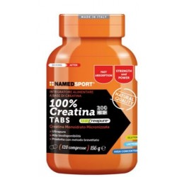 NAMED SPORT CREATINA 100% 120 COMPRESSE