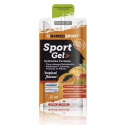 NAMED SPORT GEL TROPICAL 25 ML