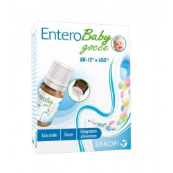 ENTEROBABY GOCCE 8 ML