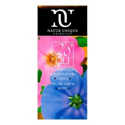 NATUR UNIQUE SCRUB OLIO GEL 28 OLI BELL 200 ML