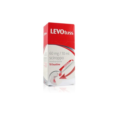 LEVOTUSS 60 MG/10 ML SCIROPPO