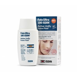 ISDIN FOTO ULTRA ACTIVE UNIFY FUSION FLUID 100+ ML. 50