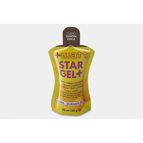 +WATT STARGEL+ LEMON COLA ML. 40