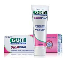 GUM SENSIVITAL GEL DENTIF 75 ML