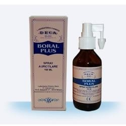 BORAL PLUS SPRAY AURICOLARE 100 ML