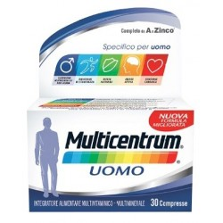 MULTICENTRUM UOMO 30 COMPRESSE