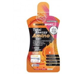TOTAL ENERGY AMINO GEL ORANGE FLAVOUR 50 ML