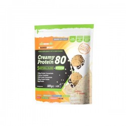 CREAMY PROTEIN 80 GUSTO COOKIES AND CREAM G. 500